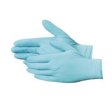 GEN-X Nitrilblaue Handschuhe Einweg