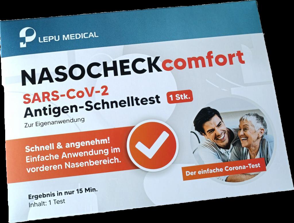 Lepu Nasocheck Antigen